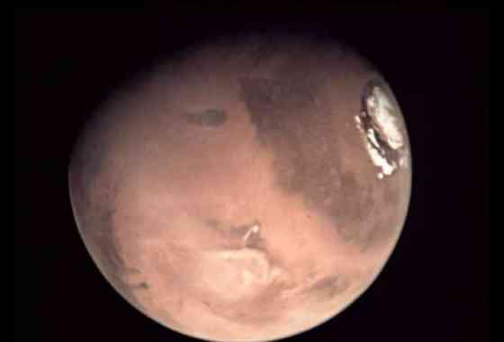 Webcam del planeta Marte