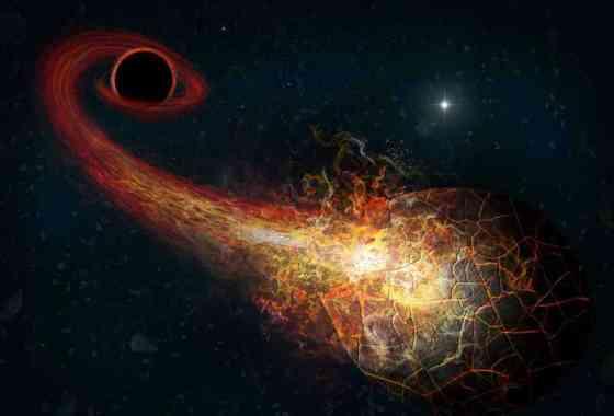 El Planeta Nueve podría ser un agujero negro, y un nuevo telescopio nos lo dirá