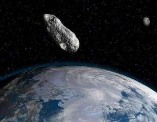 La tierra ha acogido una pequeña segunda luna