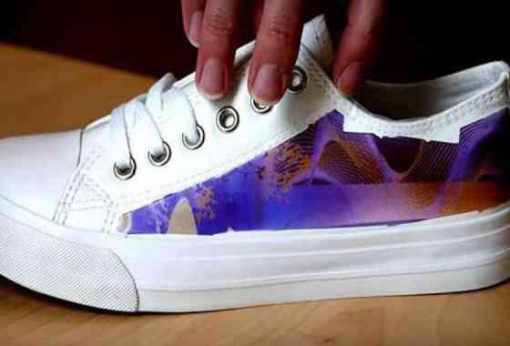 ¡Adios pintura! Nuevo tinte cambia de color cuando se expone a la luz ultravioleta