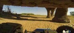 Vídeo GoPro muestra lo que se siente al ser pisado por un elefante
