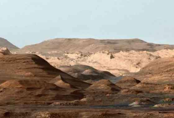 Curiosity encuentra en Marte evidencia de una antigua megainundación