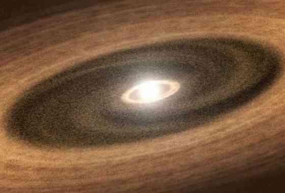 Astrónomos encuentran potencial solución a cómo se forman los planetas