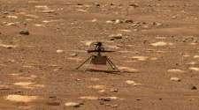 El helicóptero de la NASA en Marte realiza un segundo vuelo