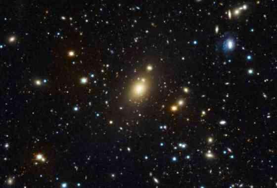 No puedes concebir la inmensidad de este agujero negro