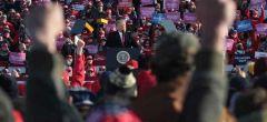 Los mítines de Trump provocaron más de 700 muertes y 30.000 nuevos positivos por COVID-19 (estudio)