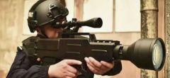 ZKZM-500, el rifle láser chino que carboniza en segundos